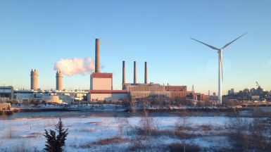 Mystic Generating Station, Everett MA